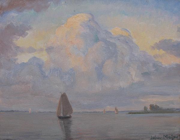 Schilderijen te koop, Johan Meijer @ Flava Art Gallery
